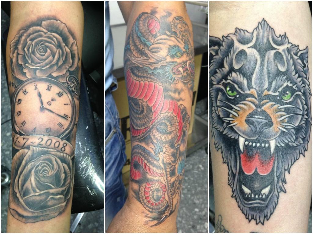 Tatuajes Pintattoo
