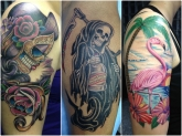 tatuajes new school en motril, tatuajes new school motril, tatuajes new school en salobreña