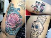 tatuajes de comic en motril, comic en motril, comic en salobreña, comic en almuñecar,