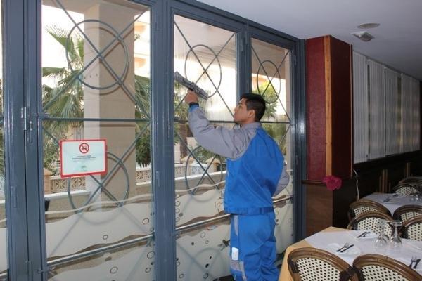 limpieza mecanizada de garajes en motril, cristalizado y abrillantado de suelos en motril