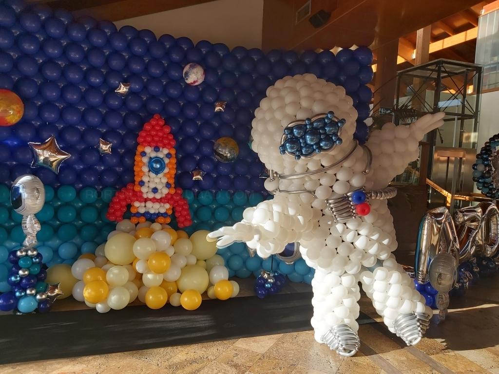 bodas en granada, comunión en granada, globos en granada, comunión globos, bodas globos