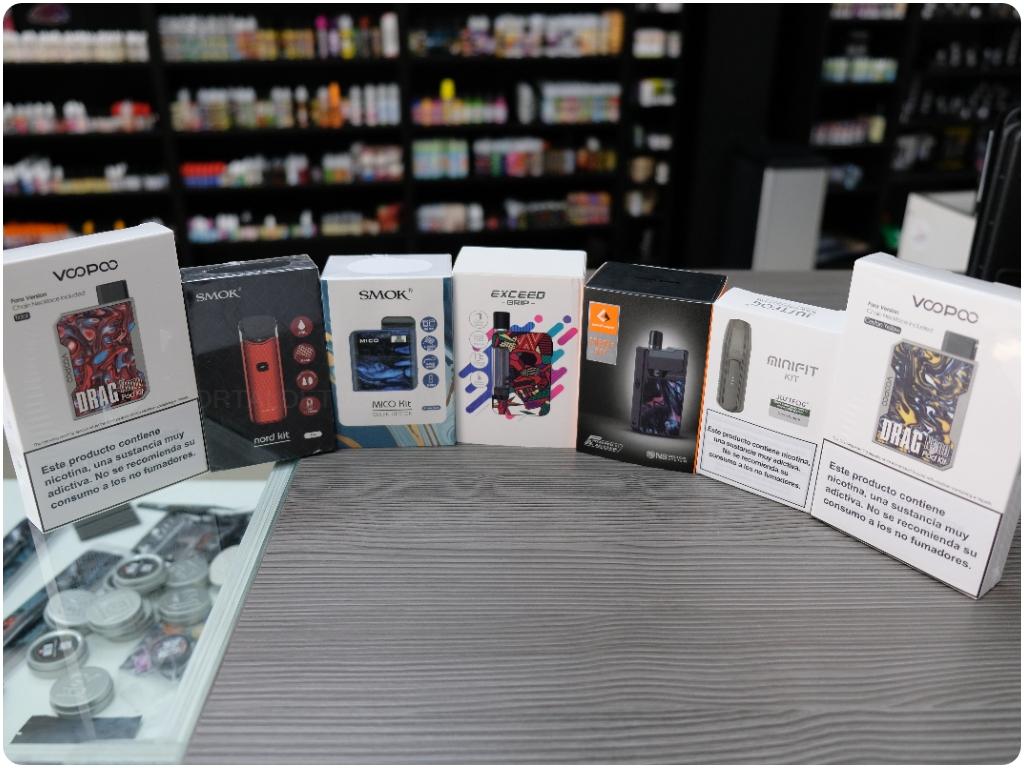 Cigarrillos electrónicos para dejar de fumar en Almuñecar