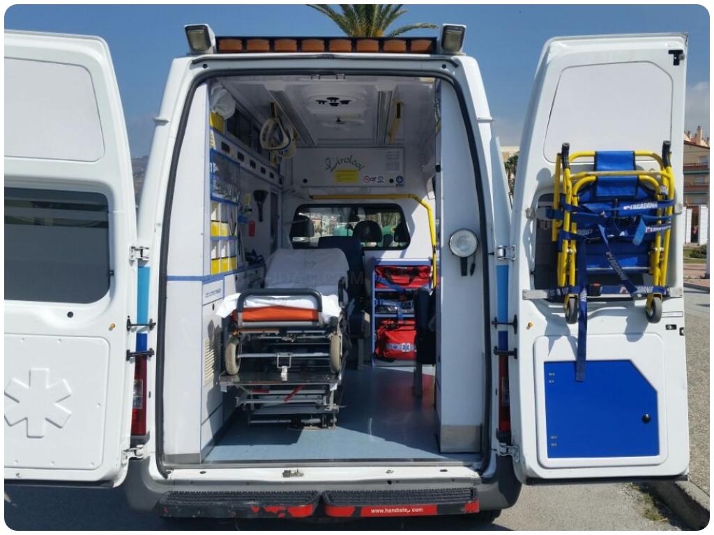 ambulancias en la caleta, ambulancias en velilla, ambulancias en taramay