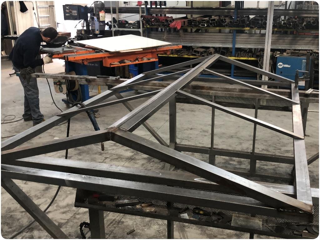 carpinteros metalicos motril, cerramientos metalicos en motril, estructuras metalicas en motril,