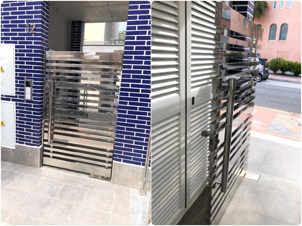 cubiertas metalicas en motril, ventanas metalicas en motril, ventanas de pvc en motril,