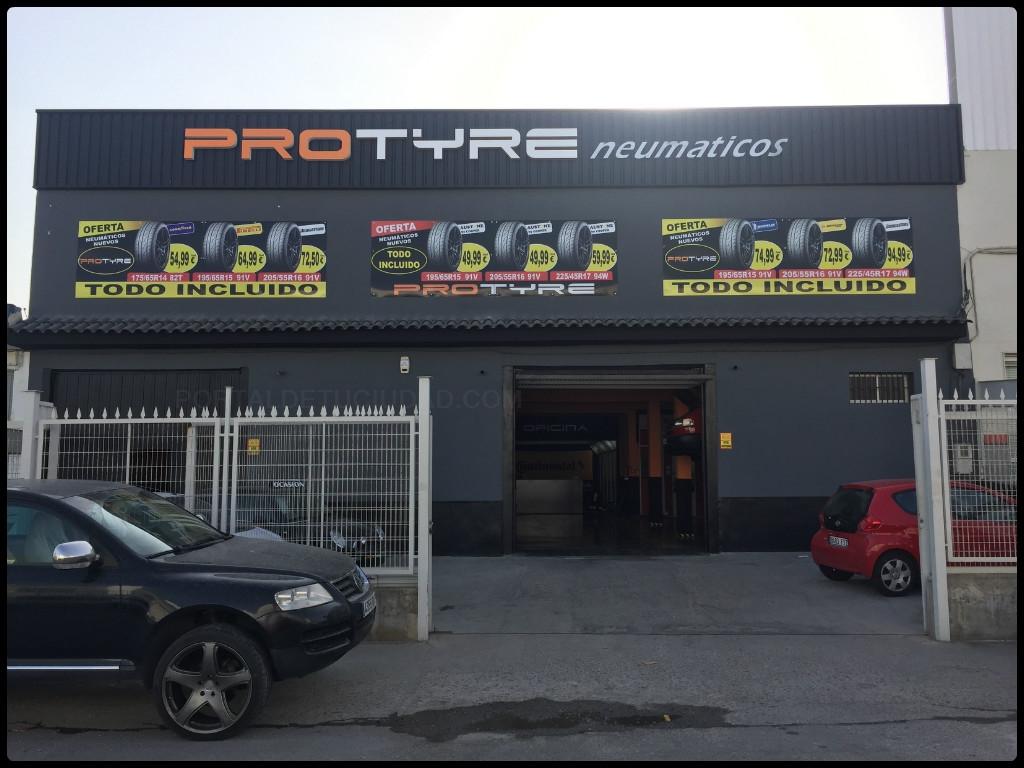 Protyre Neumáticos
