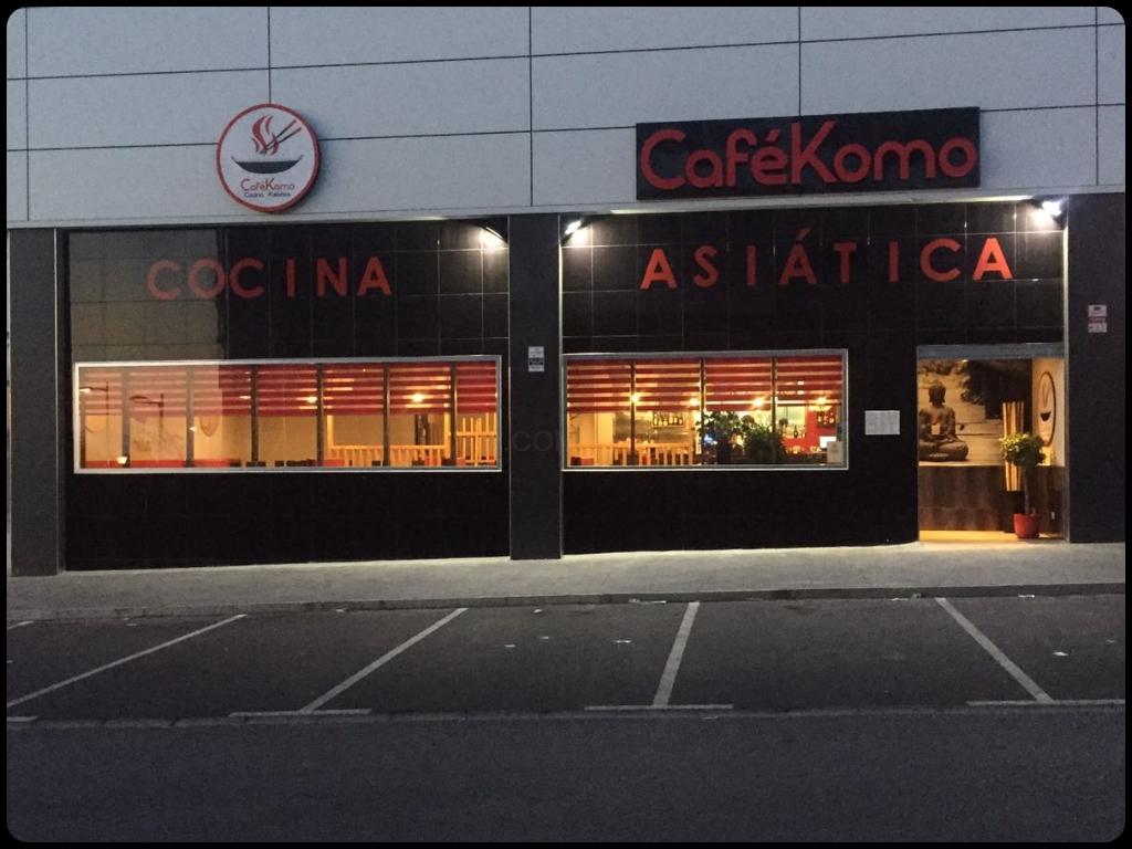 CAFÉ KOMO