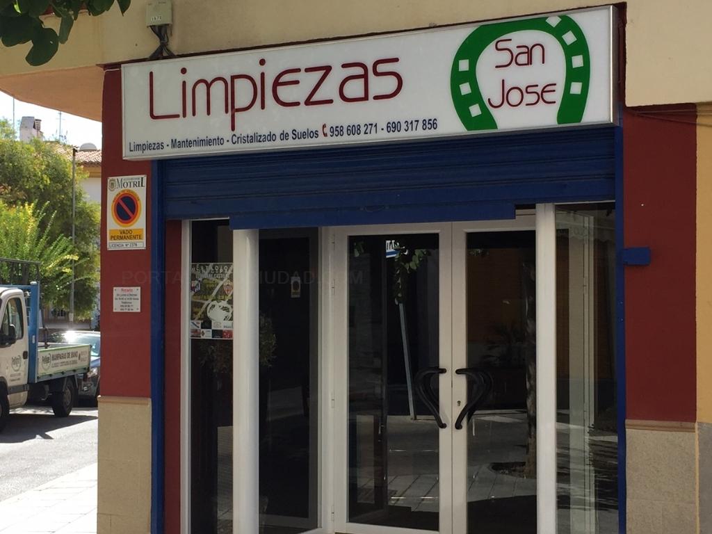 LIMPIEZAS SAN JOSE
