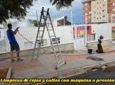 limpieza de zonas comunes en motril, limpieza de fachadas en motril, limpieza de piscinas en motril