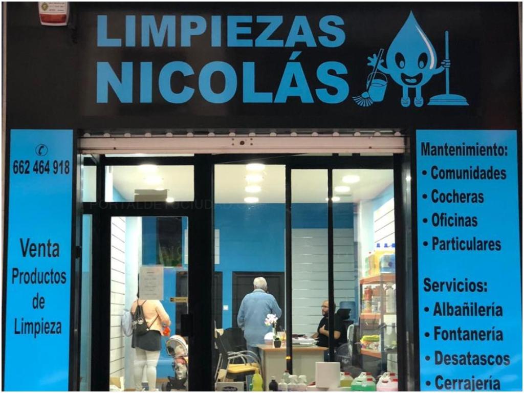 LIMPIEZAS NICOLÁS