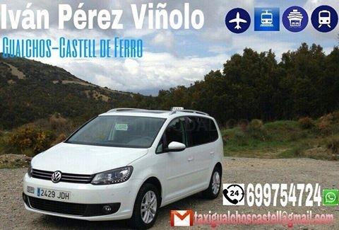 Taxi Castell de Ferro