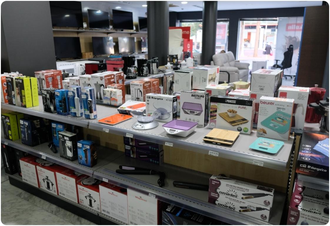 tienda de electrodomesticos almuñecar, tienda de electrodomesticos en lobres,