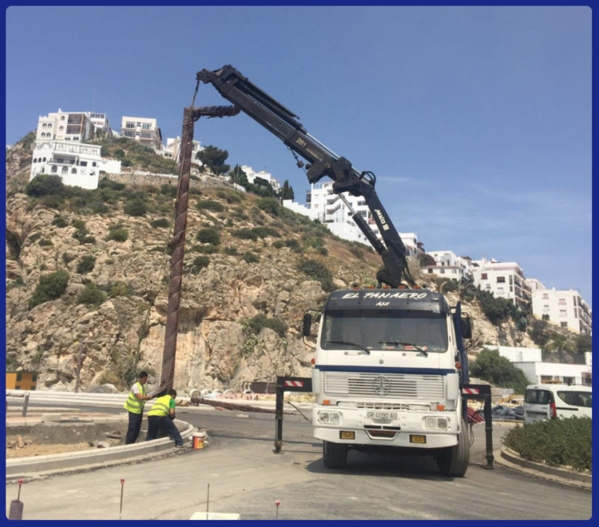 camiones cesta en la provincia de granada, camiones cesta en torrenueva