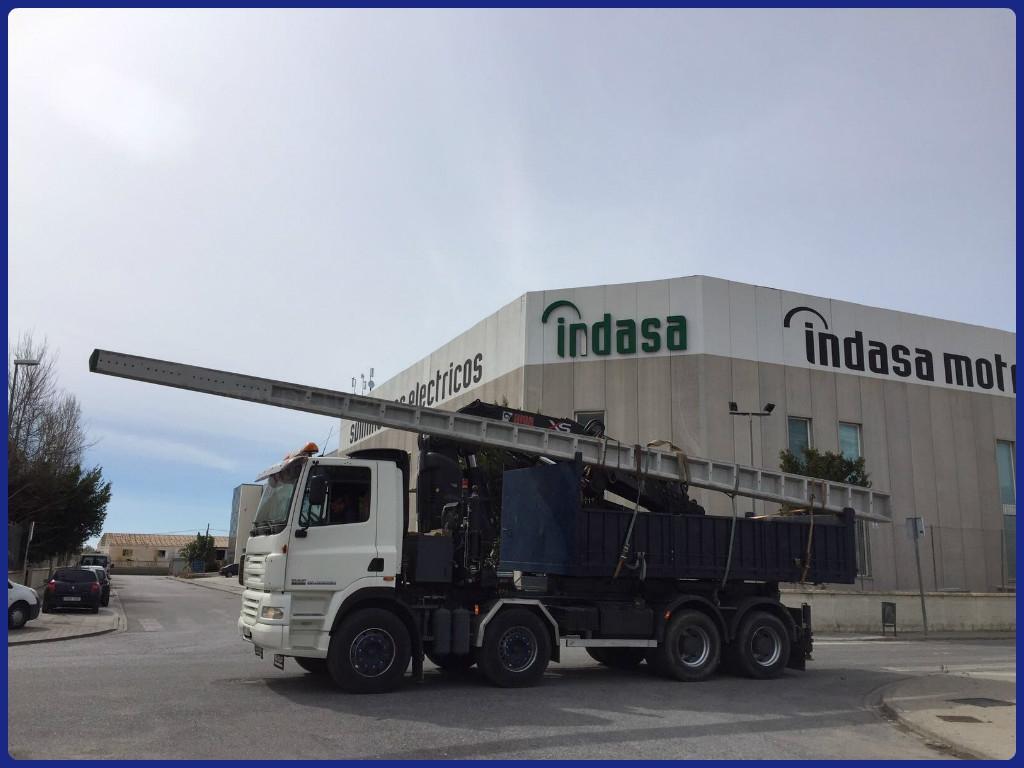 camiones cesta en castell de ferro, camiones cesta en orgiva