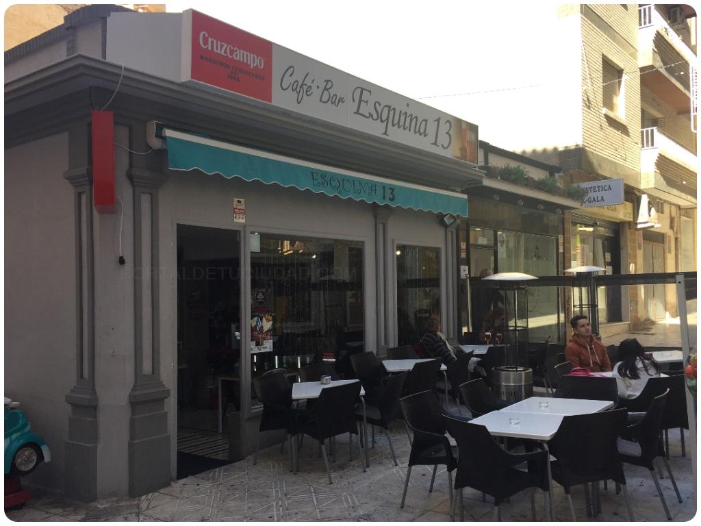 Café Bar Esquina 13