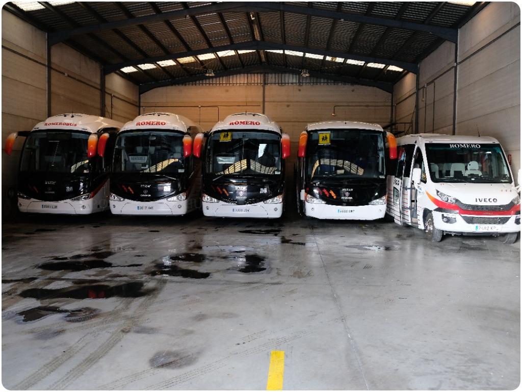 romero bus en motril, romero bus en salobreña, romero bus en almuñecar, romero bus motril,