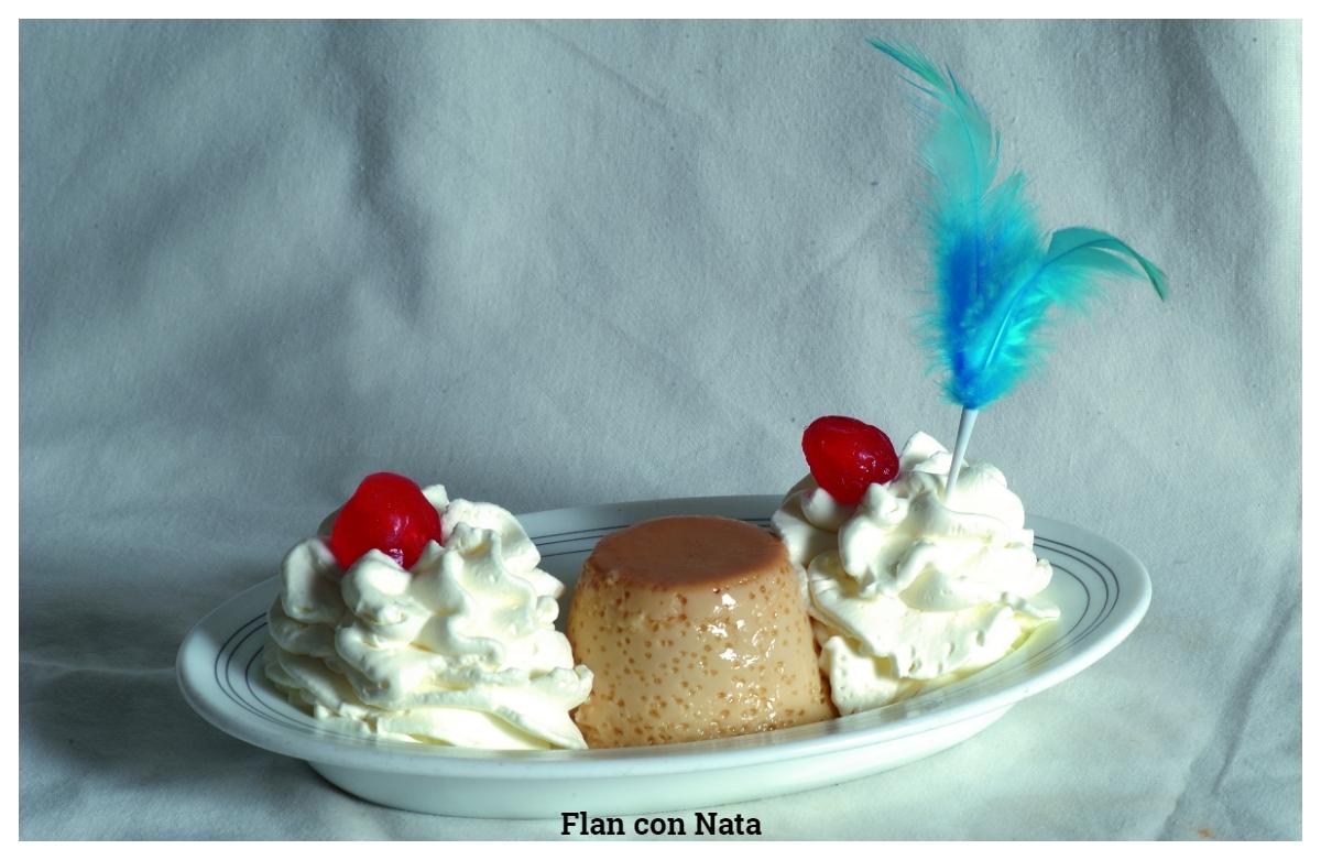 leche rizada con helado en motril, leche rizada con nata en motril, nueces con nata en motril,