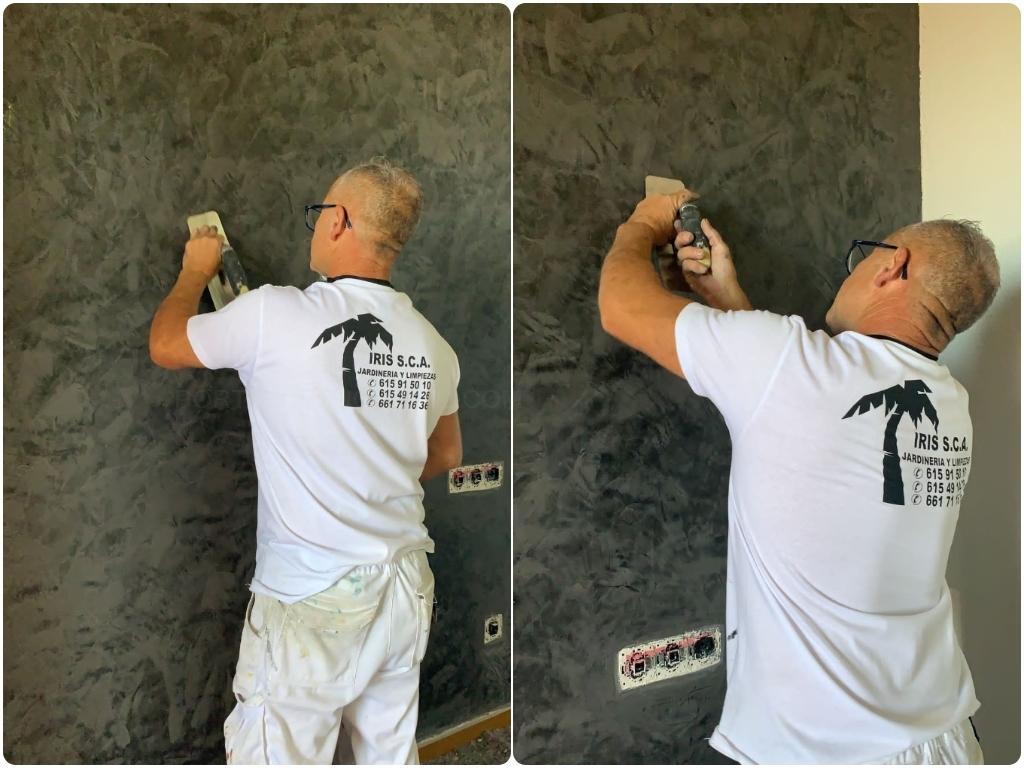 pintura de mobiliario urbano en motril, pintura de mobiliario urbano en salobreña, pintura motril,