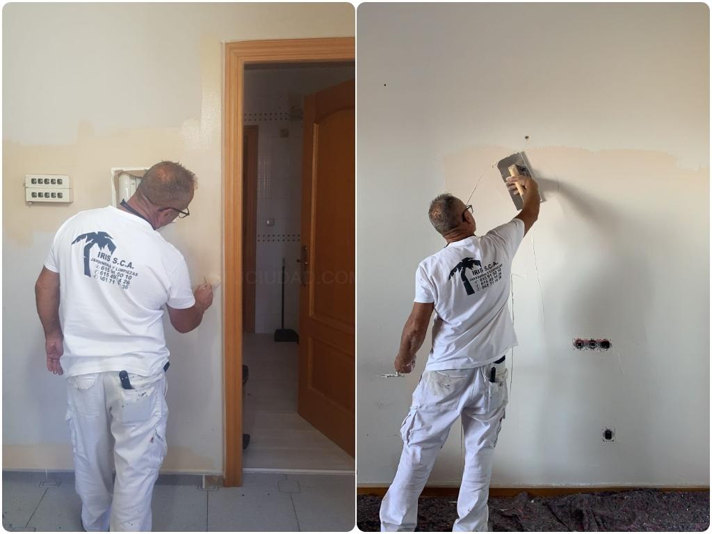 lacado de puertas en la provincia de granada, pintura de obra nueva en motril,