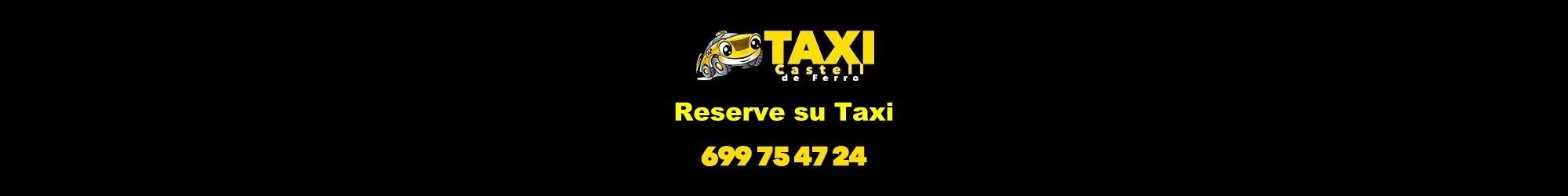 taxis en castell de ferro, taxis en gualchos, taxis castell de ferro