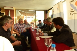 Los empresarios de la Costa Tropical aportan sus ideas para elaborar el Plan Estratégico de Turismo