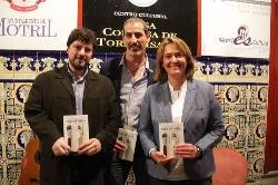 Juanjo Cuenca presenta sus 'Hijos de nadie' con motivo de la feria del Libro de Motril