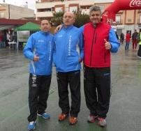 El Club Atletismo Almuñécar en la XXVIII Prueba de Armilla