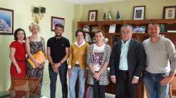 Ciudadanos Motril se reúne con las Entidades Locales Autónomas de Torrenueva y Carchuna-Calahonda
