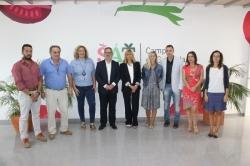 La Organización de Productores Campos de Granada recibe una ayuda de la OPFH por un importe de 201.785,79 euros
