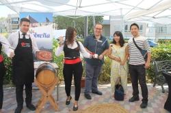 Salobreña celebra el incremento de visitantes en el día internacional del turismo