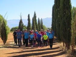 Órgiva inicia la Campaña Municipal de Senderismo 2017
