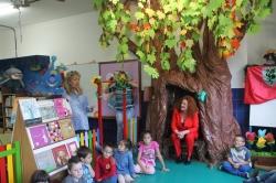 El colegio de infantil Juan Ramón Jiménez estrena Biblioteca