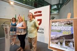 El Barranco de Poqueira acogerá a medio millar de montañeros veteranos