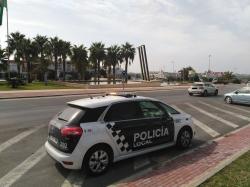 La Policía Local detiene a los presuntos autores de un robo en una vivienda en el centro de Motril