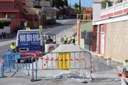 La preparación para el asfaltado de la Ronda de Poniente obliga a realizar cortes puntuales y pasos alternativos de la vía el viernes 22 y lunes 25 de