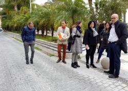 CIUDADANOS MUESTRA SU RECHAZO AL PROYECTO DE DOBLE CARRIL EN EL PASEO DEL ALTILLO DE ALMUNECAR