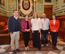EL GRUPO DE ACCION LOCAL DE PESCA COSTA GRANADA PRESENTA SUS PROYECTOS PARA EL ANO 2018