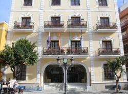 La Alcaldesa de Almuñécar visita este viernes las obras de reforma de la Avenida Andalucía