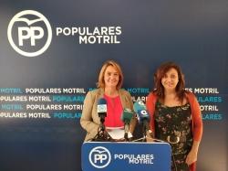 El Partido Popular propone un Gran Pacto por el Empleo en Motril