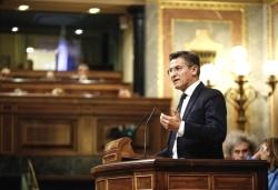 Luis Salvador pide al Gobierno medidas efectivas contra los efectos nocivos del gas radón sobre la salud que cumplan con las obligaciones legislativas