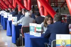 SEVILLA ACOGERA MAS DE 800 EMPRESAS EN LA VI EDICION DE IMEX, LA MAYOR FERIA DE NEGOCIO INTERNACIONAL DE ESPANA