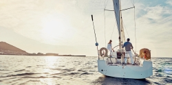 Marinas de Andalucía comienza su viaje internacional con la visita por primera vez al Salón Náutico de Southampton