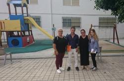 Ciudadanos Motril demanda al equipo de gobierno soluciones para atender las demandas de mantenimiento, limpieza y seguridad de los vecinos de Santa Ad