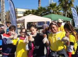 El IES Al Andalus muestra su satisfacción y el éxito por jornada medioambiental vivida en el Día sin coches y limpieza de playas en Almuñécar