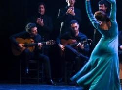 """El Ballet Flamenco de Andalucía llega este viernes a la Casa de la Cultura de Almuñécar con el espectáculo """"Naturalmente Flamenco""""."""