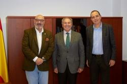 Marinas de Andalucía continúa la ronda de contactos con los grupos parlamentarios andaluces