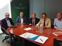 Marinas de Andalucía y la APPA planifican las líneas de colaboración en materia de puertos deportivos