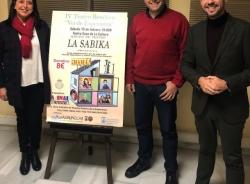 """El grupo La Sabika representará la obra ¡Mamá! en el IV Teatro Benéfico """"Verde Esperanza"""" de Almuñécar que tendrá lugar el día 15 de febrero"""