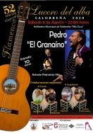 La 52 edición del Festival Flamenco Lucero del Alba se celebrará este sábado 8 de agosto en el Anfiteatro Nilo Cruz