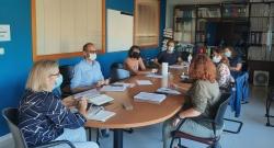 El Ayuntamiento de Motril inicia el programa de intervención en los bloques de viviendas de Almirante Cervera